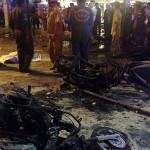 Tailandia: doce muertos tras explosión en centro de Bangkok