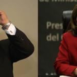 Narcoindultos: Rosario Fernández ajena a designación de Facundo Chinguel