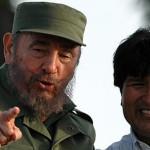 Evo Morales: líderes de ALBA festejarán en Cuba cumpleaños de Fidel Castro