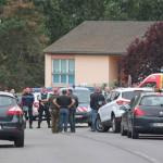 Francia: balacera deja 4 muertos y 4 heridos en campamento