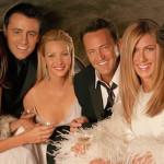 Friends: editan al elenco cantando el tema de la serie