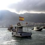 España reitera a Reino Unido que aguas de Gibraltar son españolas