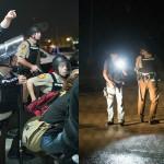 EEUU: policías balean y dejan grave a manifestante en Ferguson (FOTOS)