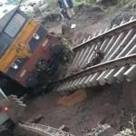 India: al menos 27 muertos deja accidente de dos trenes