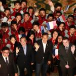 Ollanta Humala exhorta a defender avances del programa Beca 18