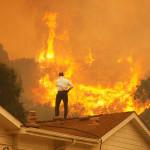 California: arrestan a mujer sospechosa de generar incendios