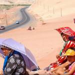 Ciudad de Irán registró sensación térmica de 74°C