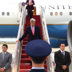 EEUU: Kerry inicia nueva gira mundial centrada en seguridad y comercio