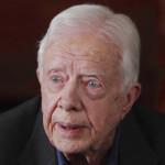 EEUU: Jimmy Carter anuncia que cáncer se extendió a su cerebro