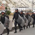 La Oroya: policía continuará en la zona tras levantamiento de paro