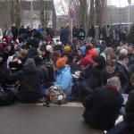 Alemania: miles de personas se manifiestan en apoyo a los refugiados