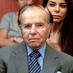 Argentina: Menem en el banquillo por atentado en caso AMIA