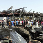 Irak: 50 muertos y 80 heridos al estallar bomba en Bagdad