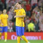 Barcelona cae 4-0 ante Athletic de Bilbao por Supercopa de España