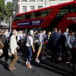 Londres vive una jornada de caos por la huelga de metro