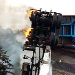 México: nueve personas muertas tras accidente vial