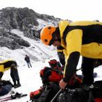 Huascarán: dramática búsqueda de 3 montañistas ecuatorianos