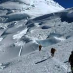 Áncash: cuerpos de montañistas ecuatorianos llegan a Yungay