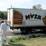 Hungría: detienen a supuestos traficantes del camión con 71 cadáveres