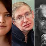 Reino Unido: niña genio supera a Albert Einstein y Stephen Hawking