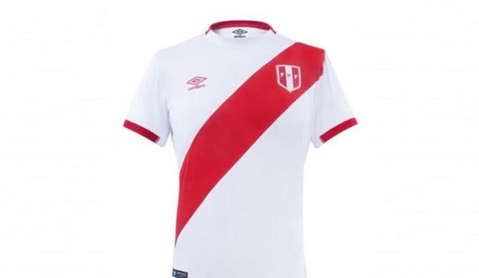 Selección peruana: mira el nuevo modelo de camiseta