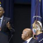 Obama: ponen trabas al voto en aniversario de histórica ley