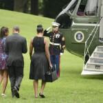 Estados Unidos: Barack Obama salió de vacaciones