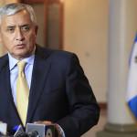 Guatemala: gremio periodístico exige renuncia de presidente