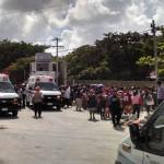 Sao Paulo: delincuentes liberan a 37 presos que trasladaban a juzgado