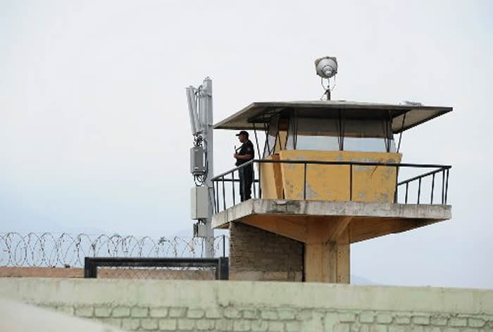 Penal Ancón I contará con bloqueadores de celulares