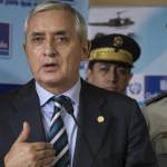 Guatemala: fiscal y comisión de ONU acusan a presidente de mafioso