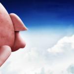 Pink Floyd recupera su cerdo de helio antes de subasta