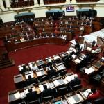 Pleno ratificará este miércoles cuadro de comisiones
