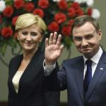 Polonia: Andrzej Duda toma posesión como nuevo presidente