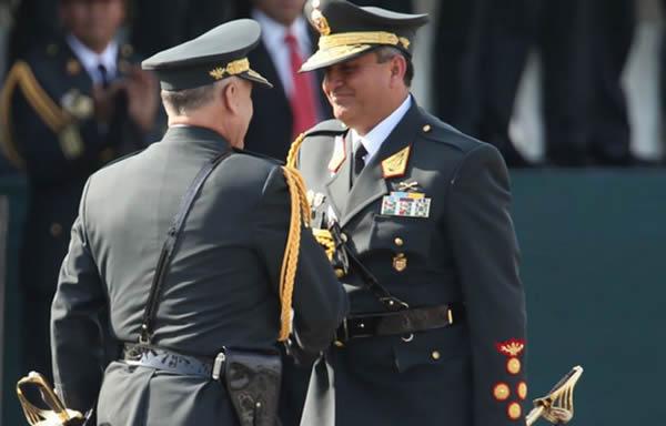 Policía Nacional: flamante director plantea nueva estructura organizacional