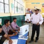 Piura: realizan histórica consulta vecinal para delimitación territorial