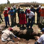 Ayacucho: hallan cinco fosas con restos de 50 personas