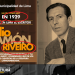 Facebook: Municipalidad de Lima comete errores en homenaje a Ribeyro