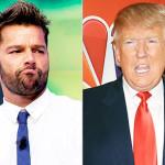 """Ricky Martin: """"Donald Trump y sus acosos me hacen hervir la sangre"""""""