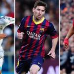 Cristiano, Messi y Suárez finalistas a Mejor Jugador UEFA 2015
