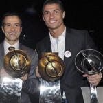 Cristiano Ronaldo regala isla privada a su representante