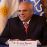 Samper: es improbable la salida de Colombia de la Unasur