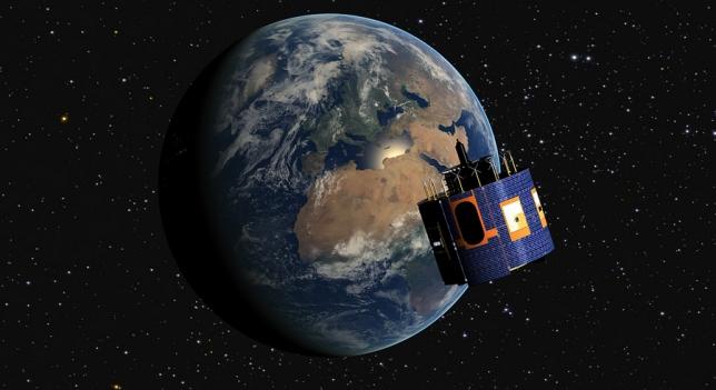 satélite MSG-4