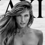 Stephanie Cayo: El club de los cuervos y portada de Maxim
