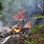 Eslovaquia: siete personas mueren en colisión de dos aviones