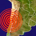 Chile: sismo de 5,3 grados se registró esta noche en zona central