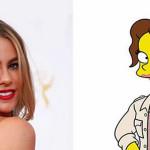 Los Simpson: Sofía Vergara es la nueva maestra de Bart