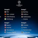 Champions League: hora, fecha y canal en vivo de la primera fecha