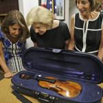 EEUU: recuperan un Stradivarius de 1734 robado en 1980