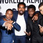 Straight Outta Compton sigue liderando taquilla de EEUU